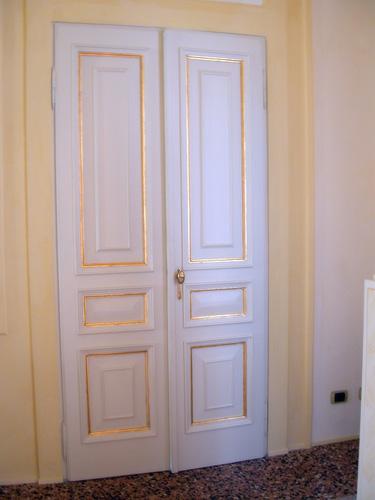 Restaurare porte in legno terminali antivento per stufe - Rinnovare porte interne tamburate ...