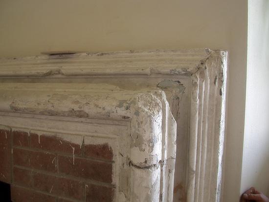 Ripresa restauri restauro mobili antichi porte legno for Cornice profonda